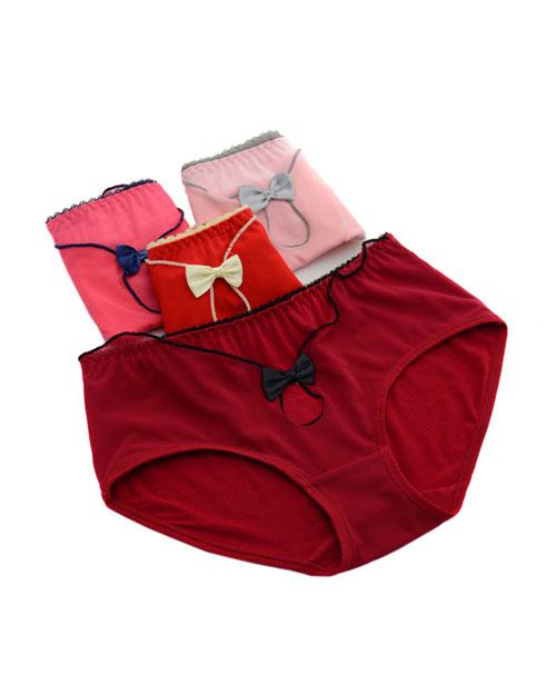 素纯品牌女士三角内裤纱网蕾丝花边内裤